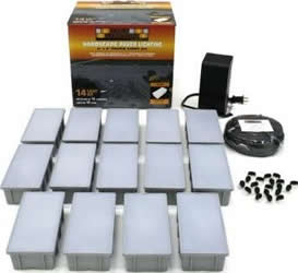 paver low voltage light kit