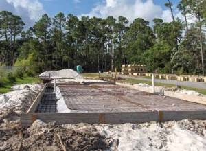 concrete slab home foundation